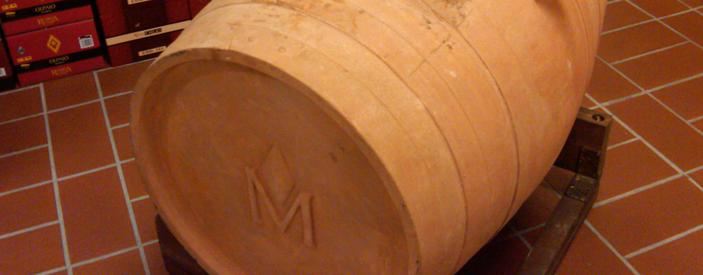 Clay Barrel