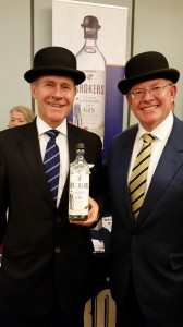 Dawson Brothers of Brokers Gin