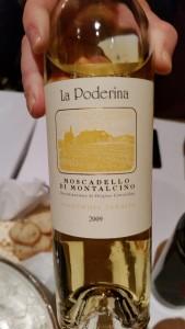 20150120_131955 La Poderina 2009 Moscadello di Montalcino