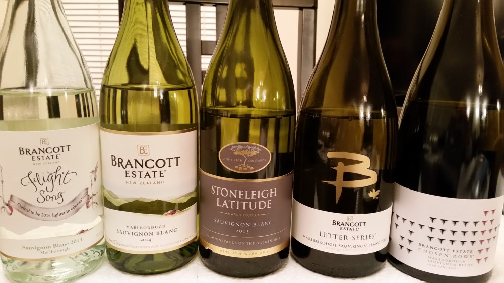 Celebrating #SauvingonBlancDay virtually with Brancott Estate