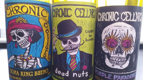 Chronic Cellars Wines
