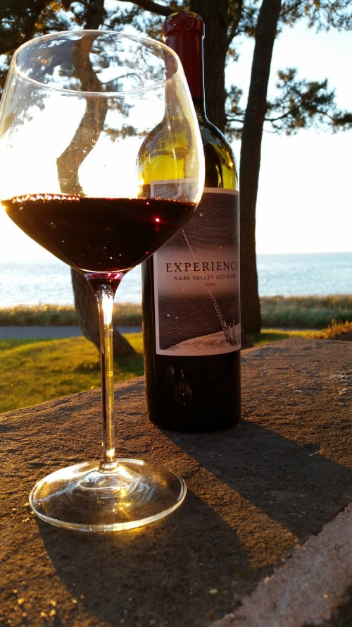 Red Wine for Indian Summer: Experience's Napa Wines